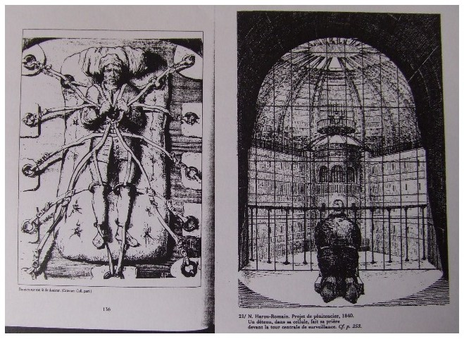 foucault and the panopticon For foucault, the panopticon is a as the concept will provide this area of scholarship with a renewed focus on the materiality of surveillance in society.