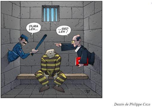 colloque droits personnes detenues
